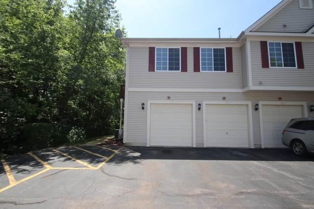 633 Windsor Drive 5D, Fox Lake, IL 60020 (MLS #10773748) :: John Lyons Real Estate