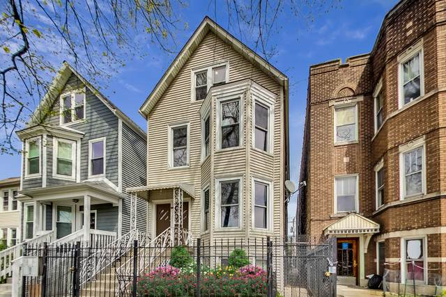 2817 N Harding Avenue, Chicago, IL 60618 (MLS #10773758) :: Property Consultants Realty