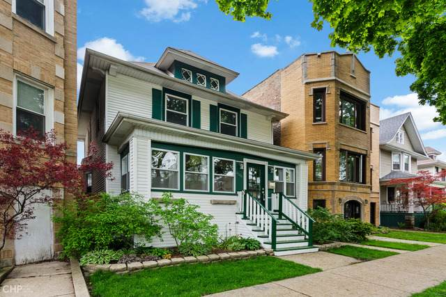4506 N Sacramento Avenue, Chicago, IL 60625 (MLS #10773807) :: Property Consultants Realty
