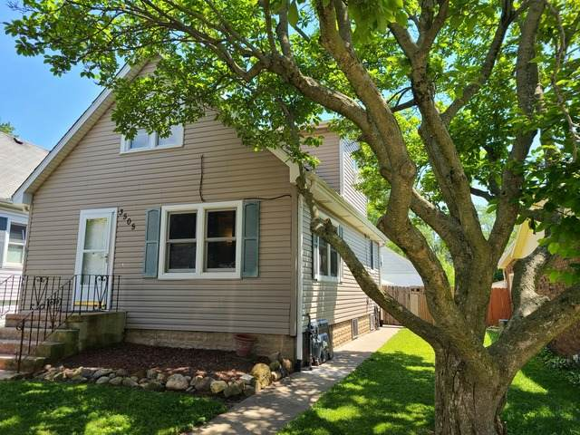 3505 Peoria Street, Steger, IL 60475 (MLS #10773854) :: Property Consultants Realty