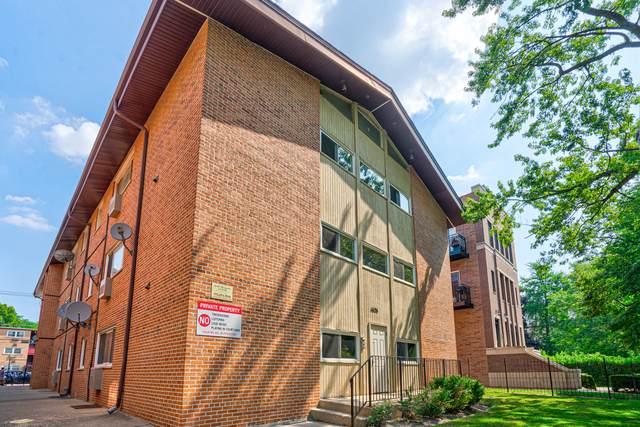 1626 W Estes Avenue 3F, Chicago, IL 60626 (MLS #10773860) :: Property Consultants Realty