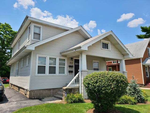 3012 Chicago Road, Steger, IL 60475 (MLS #10773904) :: Property Consultants Realty