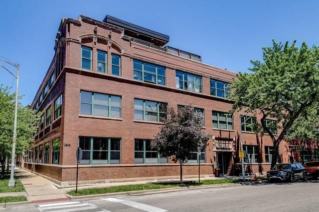 2250 W Ohio Street #304, Chicago, IL 60612 (MLS #10773918) :: John Lyons Real Estate
