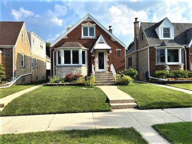 7319 W Myrtle Avenue, Chicago, IL 60631 (MLS #10773936) :: Angela Walker Homes Real Estate Group