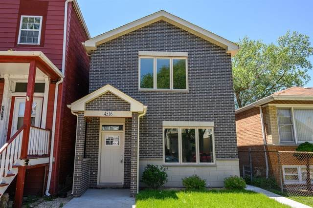 4516 S Union Avenue, Chicago, IL 60609 (MLS #10773950) :: Property Consultants Realty