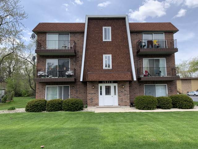 15310 Kenton Avenue #1, Oak Forest, IL 60452 (MLS #10773976) :: The Wexler Group at Keller Williams Preferred Realty