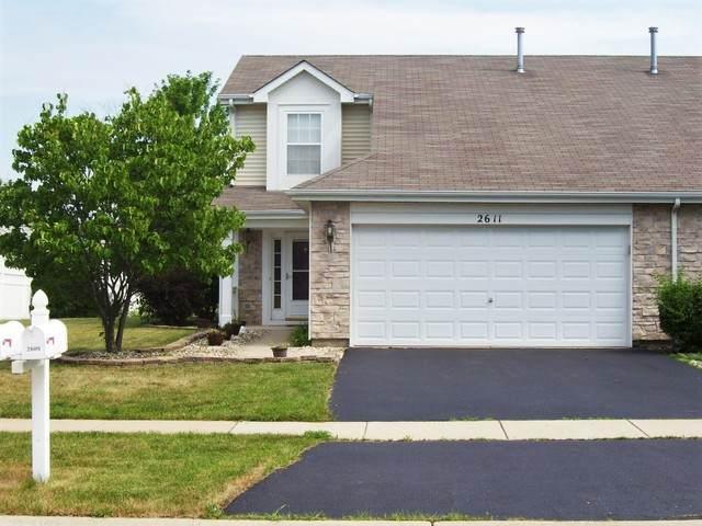 2611 Sumac Drive, Joliet, IL 60435 (MLS #10774016) :: Littlefield Group
