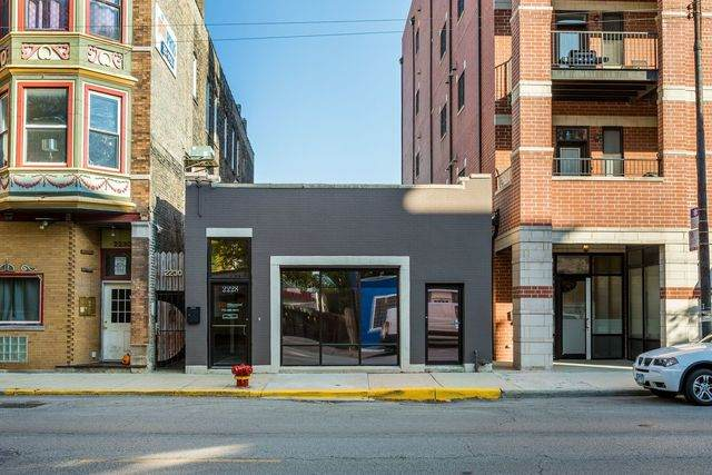 2228 W Belmont Avenue, Chicago, IL 60618 (MLS #10774035) :: Property Consultants Realty