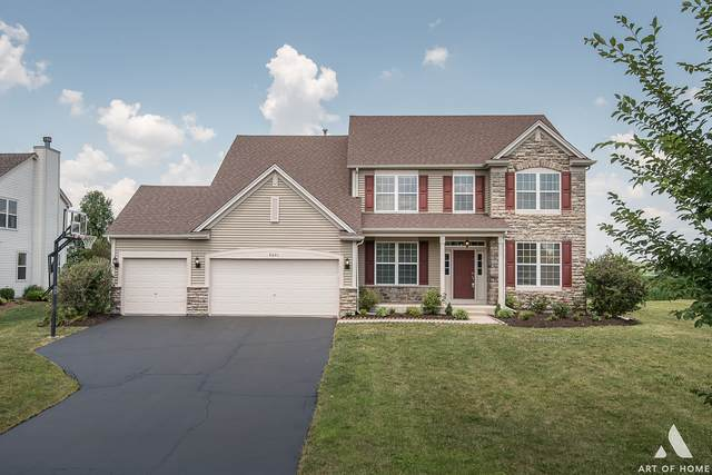 2601 Moutray Lane, North Aurora, IL 60542 (MLS #10774040) :: Property Consultants Realty