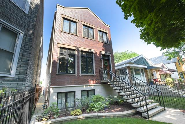 2846 N Sawyer Avenue, Chicago, IL 60618 (MLS #10774045) :: Property Consultants Realty