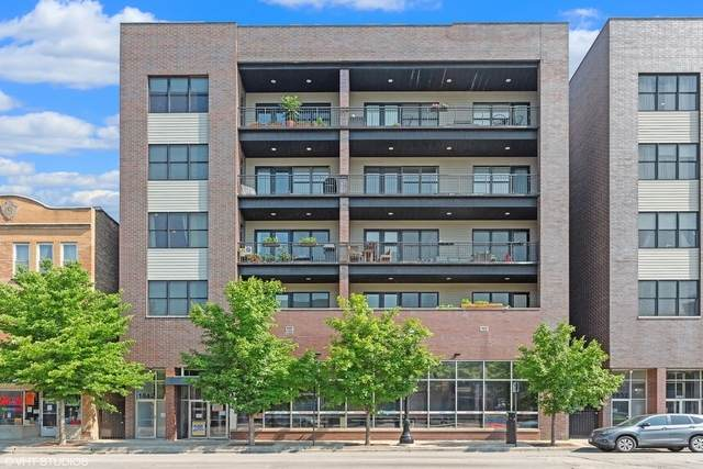 1842 W Irving Park Road #302, Chicago, IL 60613 (MLS #10774082) :: Property Consultants Realty