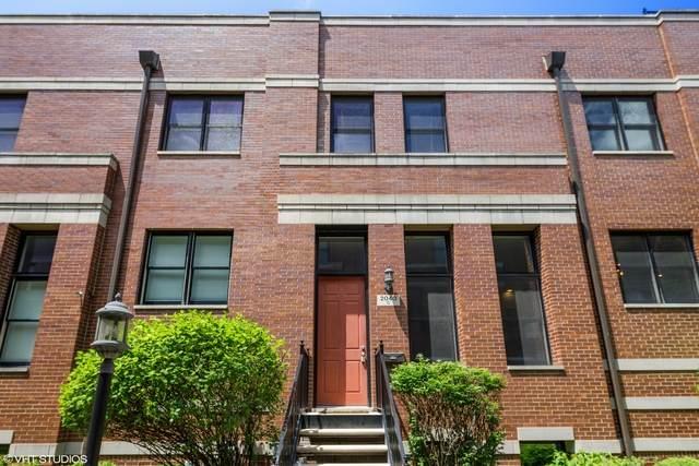 2040 W Le Moyne Street C, Chicago, IL 60622 (MLS #10774120) :: Angela Walker Homes Real Estate Group