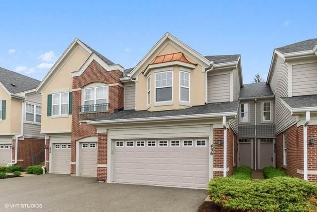 456 E Pine Lake Circle, Vernon Hills, IL 60061 (MLS #10774158) :: Lewke Partners