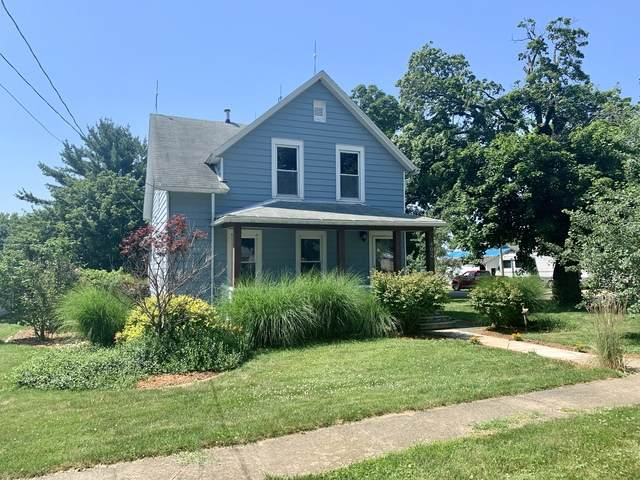 402 E Van Buren Street, Ohio, IL 61349 (MLS #10774179) :: Property Consultants Realty