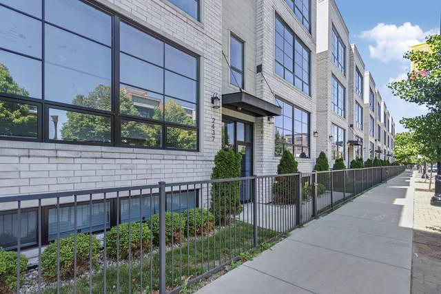 2437 W Irving Park Road 3W, Chicago, IL 60618 (MLS #10774186) :: Property Consultants Realty