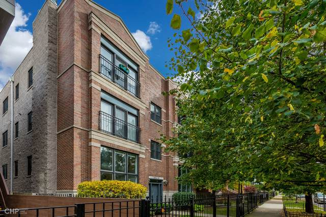 1831 N Fairfield Avenue 1N, Chicago, IL 60647 (MLS #10774195) :: Property Consultants Realty