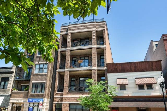 4147 N Lincoln Avenue #3, Chicago, IL 60618 (MLS #10774207) :: Property Consultants Realty