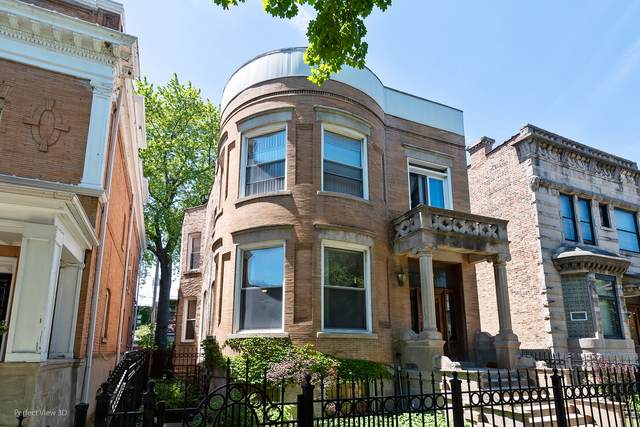 4828 S Forrestville Avenue, Chicago, IL 60615 (MLS #10774291) :: Property Consultants Realty