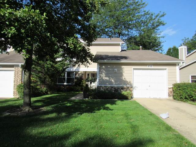 232 Stanyon Lane, Bloomingdale, IL 60108 (MLS #10774432) :: Knott's Real Estate Team
