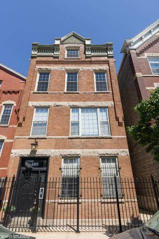 1305 N Greenview Avenue 3W, Chicago, IL 60642 (MLS #10774434) :: Angela Walker Homes Real Estate Group