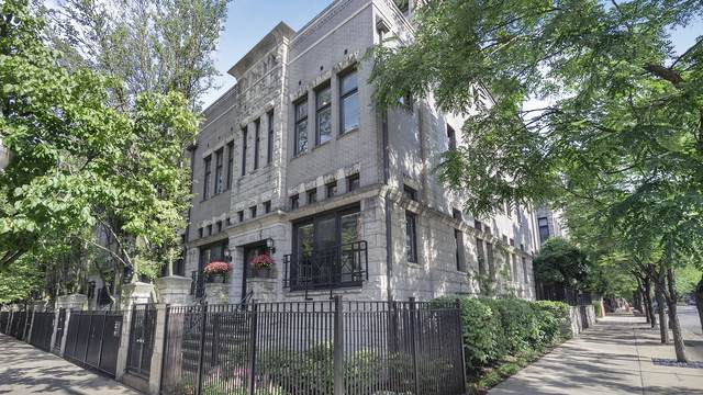 123 W Oak Street Q, Chicago, IL 60610 (MLS #10774454) :: Knott's Real Estate Team