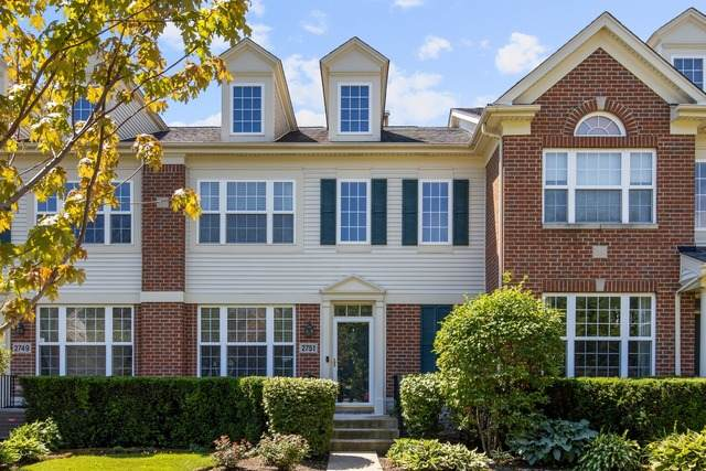 2751 Langley Circle, Glenview, IL 60026 (MLS #10774479) :: Knott's Real Estate Team