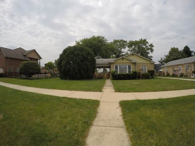4826 N Prospect Avenue, Norridge, IL 60706 (MLS #10774480) :: Property Consultants Realty