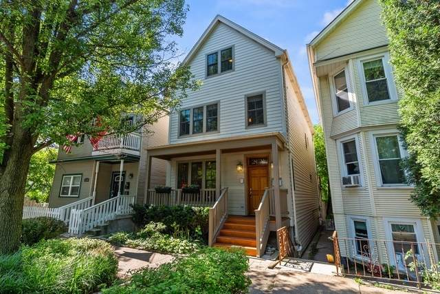 2121 W Fletcher Street, Chicago, IL 60618 (MLS #10774500) :: Property Consultants Realty