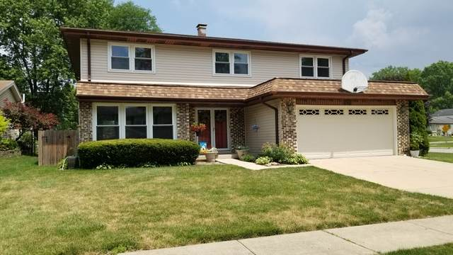 831 Papoose Court, Carol Stream, IL 60188 (MLS #10774519) :: The Wexler Group at Keller Williams Preferred Realty