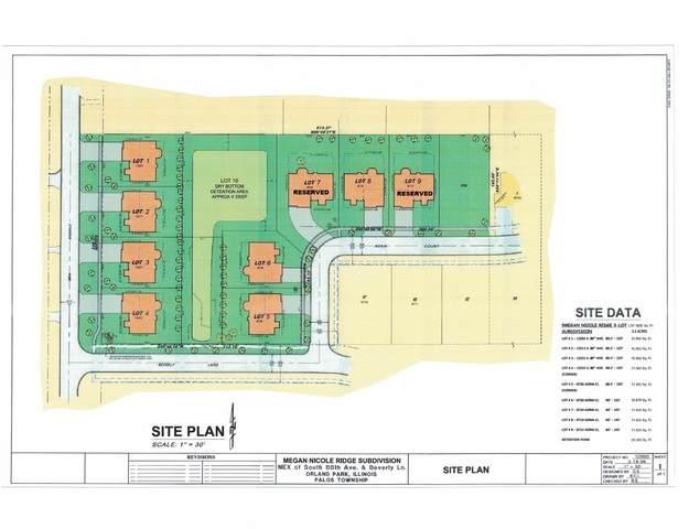 8736 Adria Court, Orland Park, IL 60462 (MLS #10774527) :: Knott's Real Estate Team