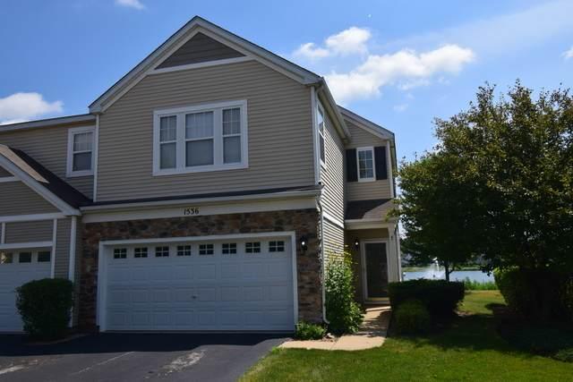 1536 Glacier Trail, Carpentersville, IL 60110 (MLS #10774559) :: Knott's Real Estate Team