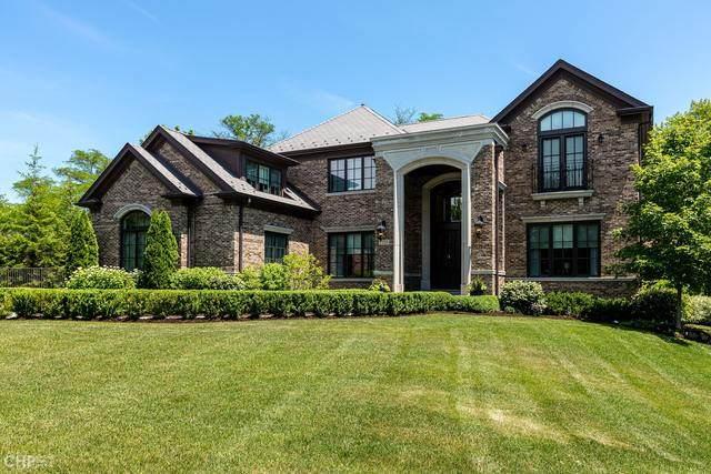1155 Oak Ridge Drive, Glencoe, IL 60022 (MLS #10774560) :: Janet Jurich