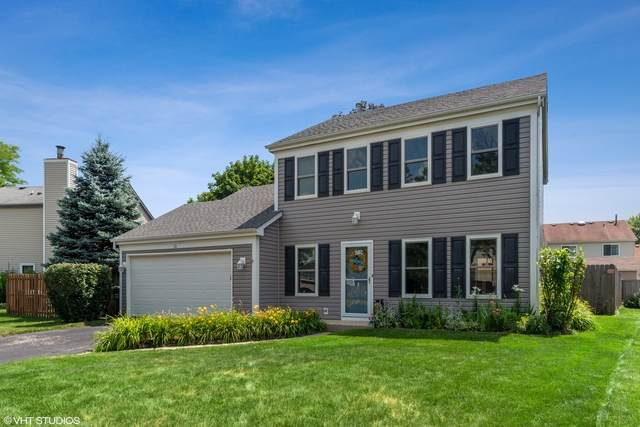 31 S Windsor Place, Mundelein, IL 60060 (MLS #10774567) :: Lewke Partners