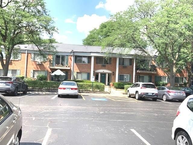 2311 S Goebbert Road B104, Arlington Heights, IL 60005 (MLS #10774569) :: The Dena Furlow Team - Keller Williams Realty