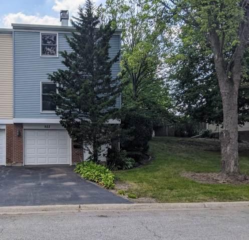 922 Banbury Court, Schaumburg, IL 60194 (MLS #10774578) :: Knott's Real Estate Team