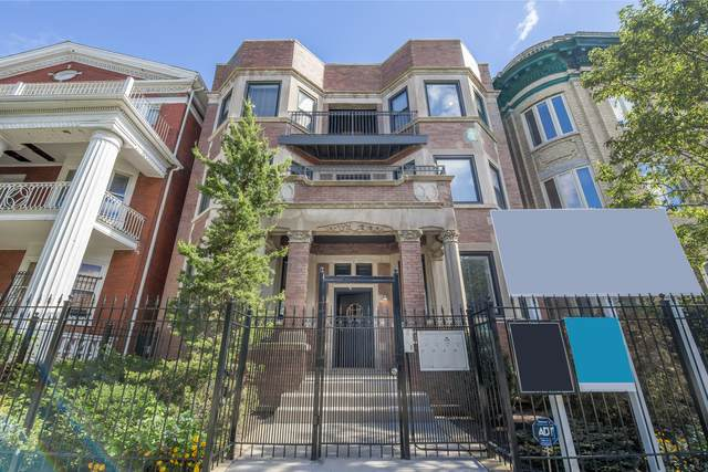 4753 S Forrestville Avenue 3NS, Chicago, IL 60615 (MLS #10774587) :: Property Consultants Realty