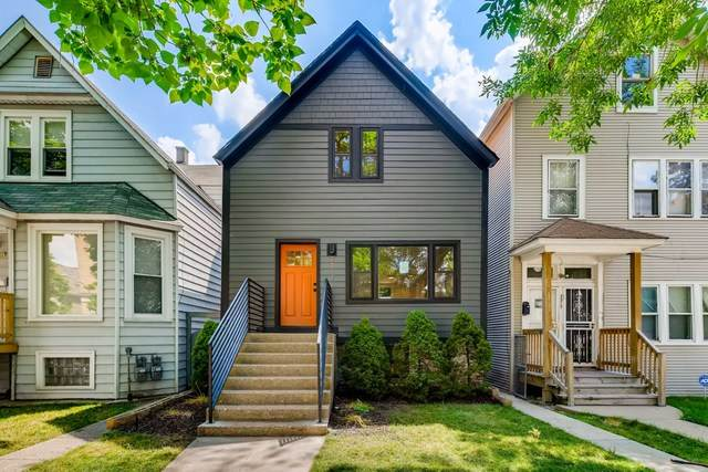 3317 N Whipple Street, Chicago, IL 60618 (MLS #10774604) :: Property Consultants Realty