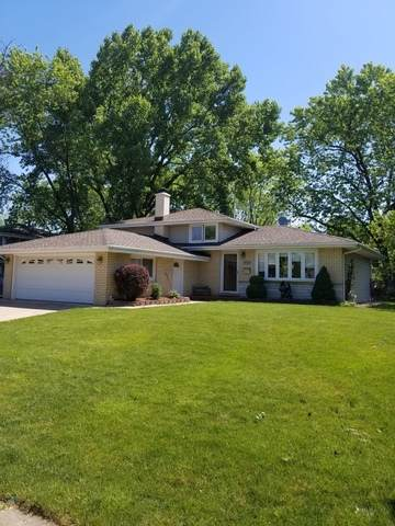 8723 S 85th Court, Hickory Hills, IL 60457 (MLS #10774626) :: Property Consultants Realty