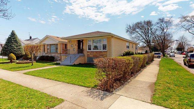 6425 W Sunnyside Avenue, Harwood Heights, IL 60706 (MLS #10774656) :: Touchstone Group