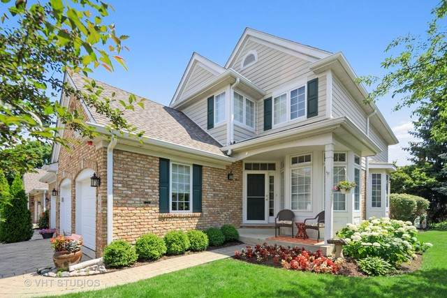 349 Reserve Circle #349, Clarendon Hills, IL 60514 (MLS #10774659) :: Touchstone Group