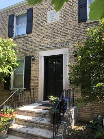 2849 W Roscoe Street, Chicago, IL 60618 (MLS #10774685) :: Property Consultants Realty