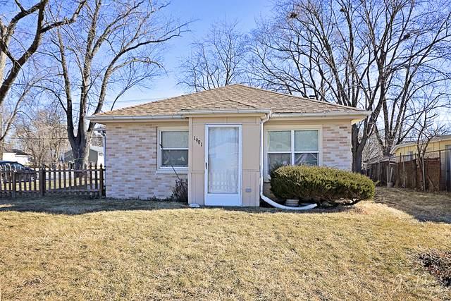 1901 Joanna Avenue, Zion, IL 60099 (MLS #10774711) :: Property Consultants Realty