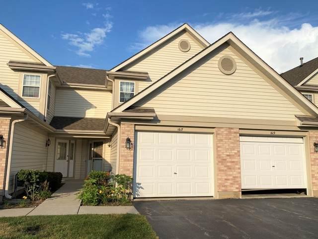 1617 Orchard Avenue 23B, Schaumburg, IL 60193 (MLS #10774724) :: Littlefield Group