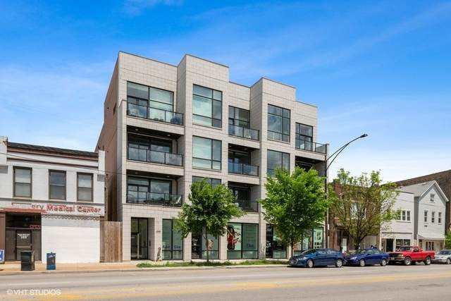 2550 W Fullerton Avenue 2B, Chicago, IL 60647 (MLS #10774782) :: Property Consultants Realty