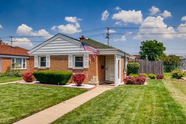 2701 Leona Street, Franklin Park, IL 60131 (MLS #10774802) :: Property Consultants Realty