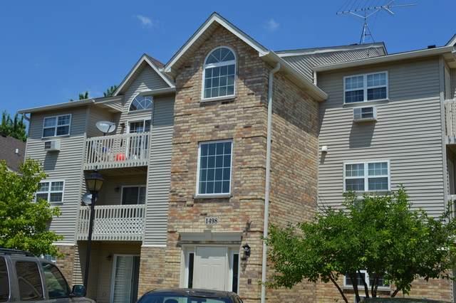 1498 W Sandbar Court 1D, Round Lake Beach, IL 60073 (MLS #10774884) :: Angela Walker Homes Real Estate Group