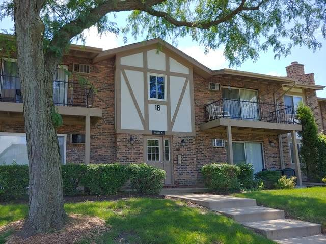 9S220 S Frontage Road #202, Willowbrook, IL 60527 (MLS #10774892) :: Property Consultants Realty