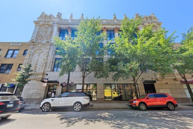 1635 W Belmont Avenue #322, Chicago, IL 60657 (MLS #10774922) :: Property Consultants Realty
