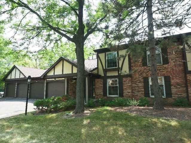 2980 Northampton Drive A2, Rolling Meadows, IL 60008 (MLS #10775056) :: Littlefield Group