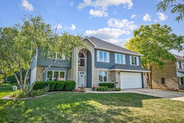 620 Woodcrest Lane, Lemont, IL 60439 (MLS #10775065) :: Lewke Partners